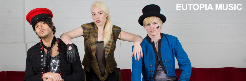 Band Styling Makeover Photography Eutopia Music Style Me Quirky